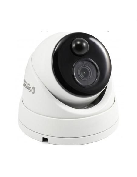 Swann 5MP SWPRO-5MPMSD Thermal True Detect PIR HD Dome Camera for 4980 Series