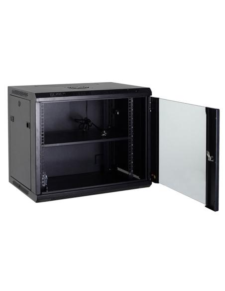 Securview 6RU 600mm Deep Wall Mount Data Cabinet - RACKMOUNTCAB6-600W