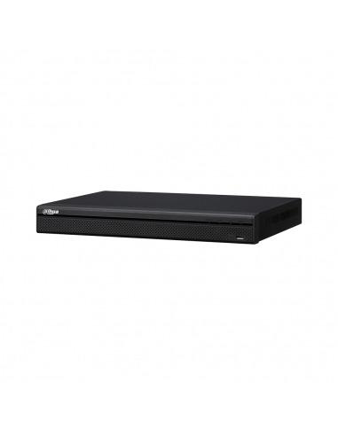 Dahua 8 Channel Compact 1U 4PoE 4K &...