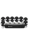 Swann 5MP SWNVK-1675808FB 2TB 8x NHD-865MSFB Flood Detect Cams Audio (8x8)
