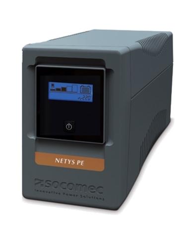Socomec Backup Battery NeTYS PE 2000VA UPS CCTV 30 Minute Backup Unit NPE-2000-LCD-AU