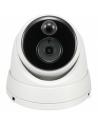 Close up of Swann CCTV Camera 5MP 5MPMSD