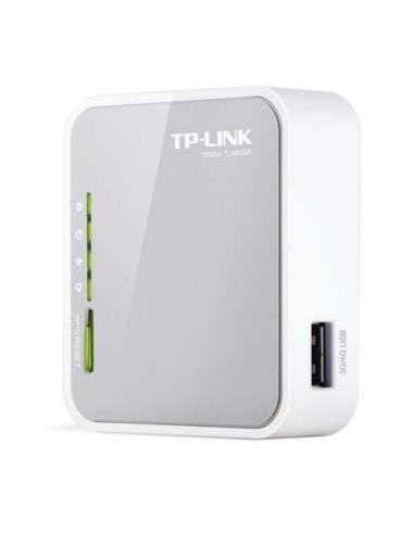 TP-Link TP-TL-MR3020 Portable 3G/4G...