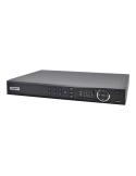 WGuard Compact 8MP (200Mbps) 16Ch NVR16COM2 IP Recorder PoE No-HDD(Max28TB) 2xSATA