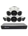 Swann 8MP SWNVK-885808 4K 2TB 8x NHD-885MSB True Detect Cams Audio NVR8-8580