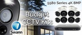 Swann Budget 5580 4K Systems